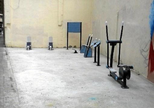 El barrio de San José cuenta con un nuevo gimnasio intergeneracional