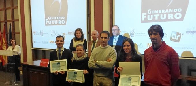 El premio Generando Futuro 2014 galardona a Drone Aragón