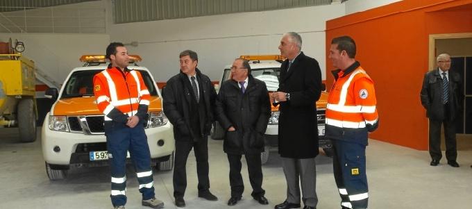 La comarca de Campo de Belchite recibe 145.000 euros para la mejora de infraestructuras
