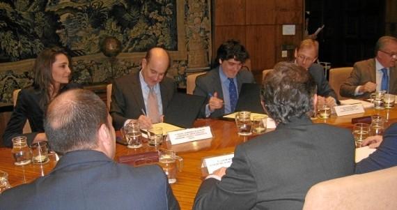 Casi diez millones para arreglar los cascos históricos de Alcañiz, Barbastro, Monzón, Sabiñánigo y Tarazona