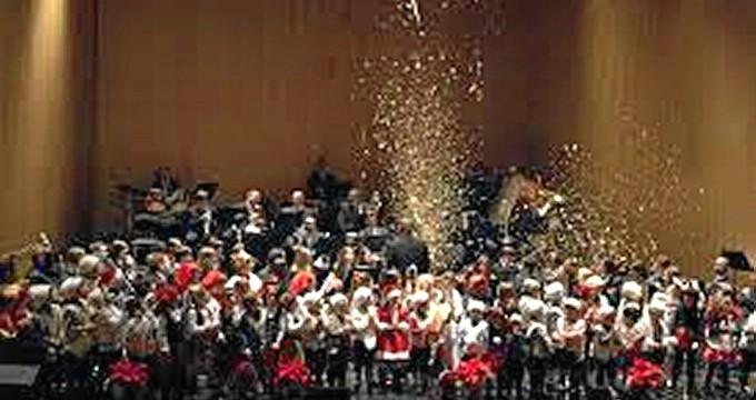 Arrancan en Zaragoza los conciertos de Navidad