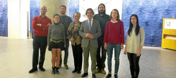 Once jóvenes artistas aragoneses expondrán sus obras en 2015 en el IAACC Pablo Serrano