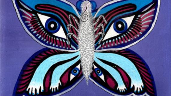Meditación, color y originalidad en la exposición 'Jardín Espiritual'
