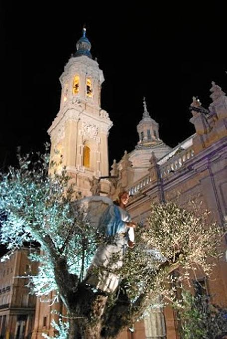 El Belén de la Plaza del Pilar
