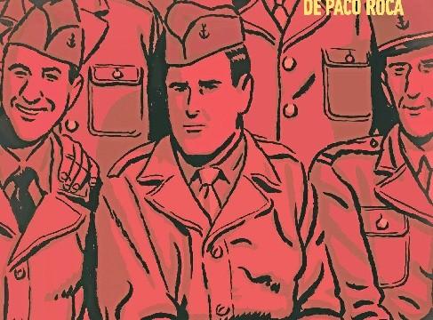 Paco Roca trae a Zaragoza la liberación de París de los Nazis en forma de exposición