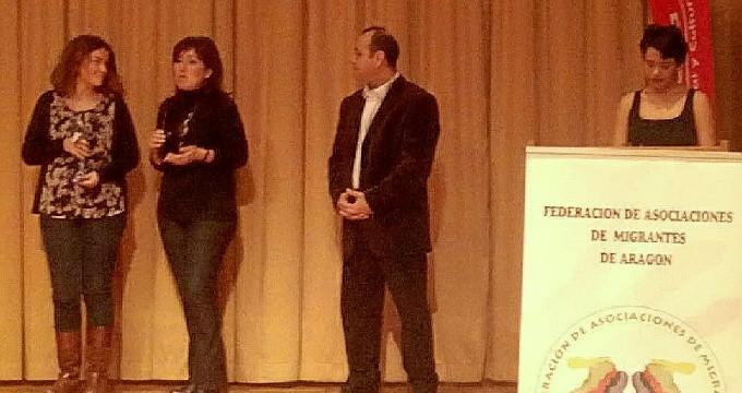 La Casa de las Culturas recibe el galardón FAMA 2014