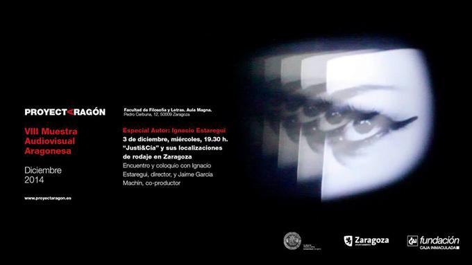 La VIII edición de 'ProyectAragón' homenajea la ciudad de Zaragoza como territorio de cine