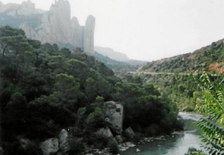 El acuerdo para descontaminar el río Gállego da un paso adelante