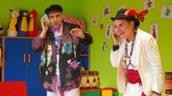 'Barquito de papel' sumerge en un viaje encantador a los más pequeños en Ejea