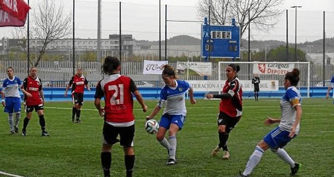 El fútbol también se juega en femenino