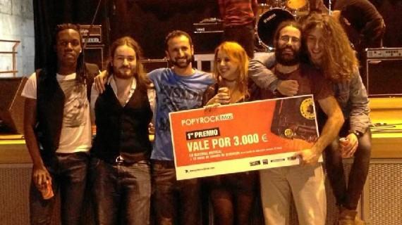 Del anonimato al éxito: White Coven, vencedores del Popyrock 2014