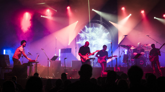 The Other Side revive a Pink Floyd en el Teatro de las Esquinas
