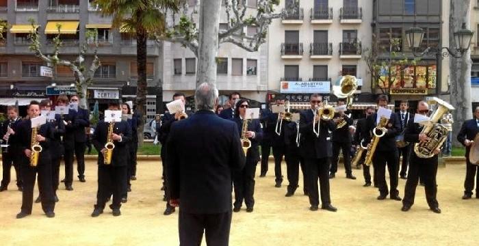 La Agrupación Musical 'Pascual Marquina' de Calatayud presenta un libro que recoge sus 25 años de vida