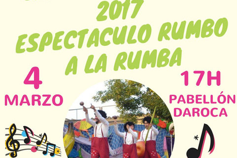 Daroca celebra su Carnaval Infantil