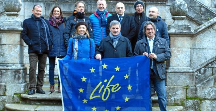 El Proyecto Life Star +20 del Camino de Santiago, referente para promover el turismo sostenible en la Unión Europea