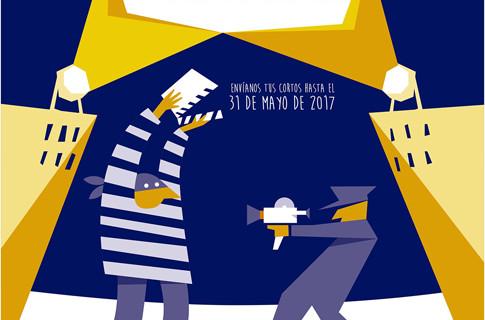 Abierto el plazo de presentación del cortos para el Daroca&Prision Film Fest VI