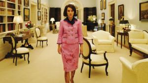 Natalie Portman es Jackie Kennedy.