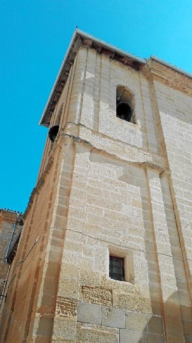 Adjudicadas las obras de renovación en la Iglesia de la Virgen de la Oliva de Ejea