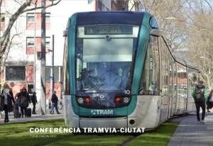 La Conferencia Tranvía-Ciudad, en la que Zaragoza tendrá especial protagonismo, se celebra en Barcelona.