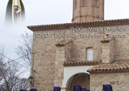Torrabilla organiza un encuentro con la cofradía de Ntra Sra de la Asunción y Llegada de Jesús al Calvario el Domingo de Resurrección