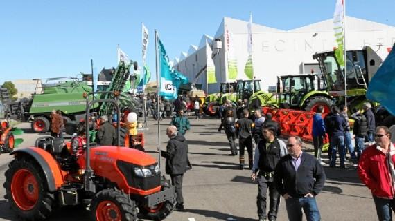La 15ª Feria de Ejea acoge unas Jornadas Técnicas sobre 'Desafío Agroalimentario Glocal'