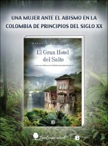 La inauguración de la exposición coincidirá con la presentación del libro 'El Gran Hotel del salto'.