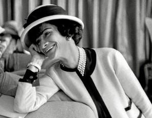 Coco Chanel. / Foto: taringa.net.