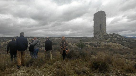 Aprobada la rehabilitación del torreón del Castillo de la Torre Mocha de Calatayud