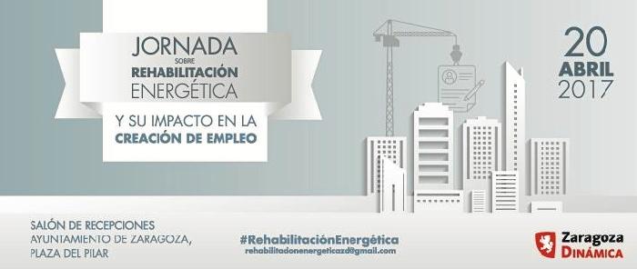 Jornadas sobre Rehabilitación Energética en Zaragoza