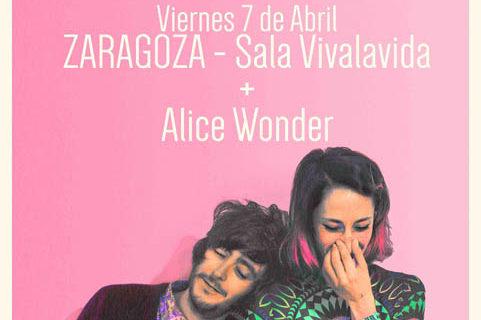 Rufus T. Firefly hace escala en Zaragoza para presentar 'Magnolia'