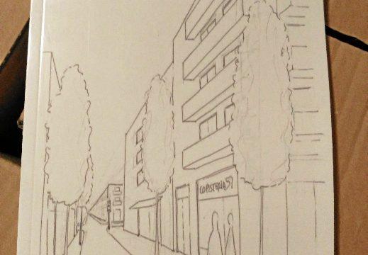 La venta de la novela 'Dos corriendo por tres calles' se destinará a un proyecto solidario