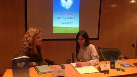 """Silvia Congost: """"El amor nace de la convivencia, nace de compartir, de intereses mutuos"""""""