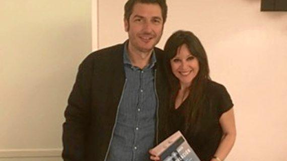 Carlos del Amor presenta en Zaragoza 'Confabulación', su nueva novela