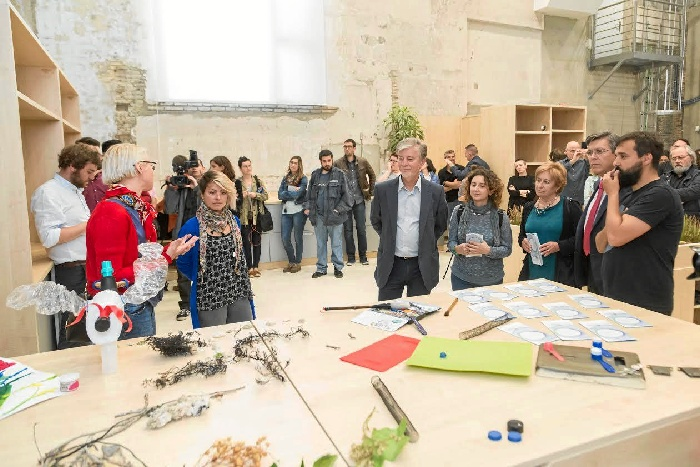 Zaragoza Activa refuerza su comunidad de emprendedores con un nuevo proyecto: La Remolacha HackLab