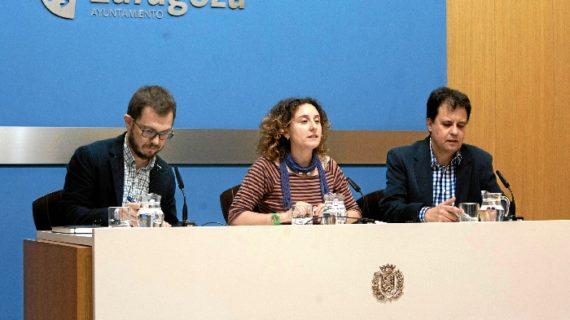Zaragoza aspira a una inversión europea de 5 millones de euros para la reutilización de recursos y la reducción de residuos