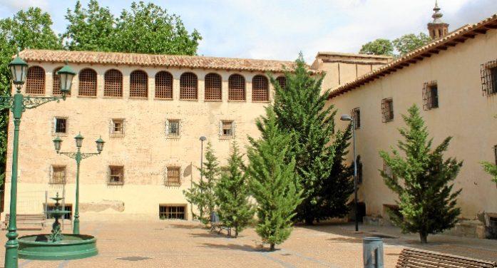 Adjudicada la rehabilitación del claustro del ex Convento de San Joaquín de Tarazona