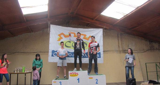 Un total de 80 participantes en la Ibérica BTT en Gallocanta