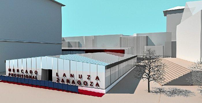 Un concurso de cortometrajes de ficción pondrá en valor la recuperación del Mercado Central de Lanuza