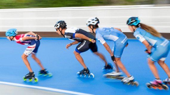 Renovada la pista del patinódromo 'La Bozada'