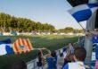 El Campo Municipal de Fútbol La Almozara-El Carmen estrena nuevo césped