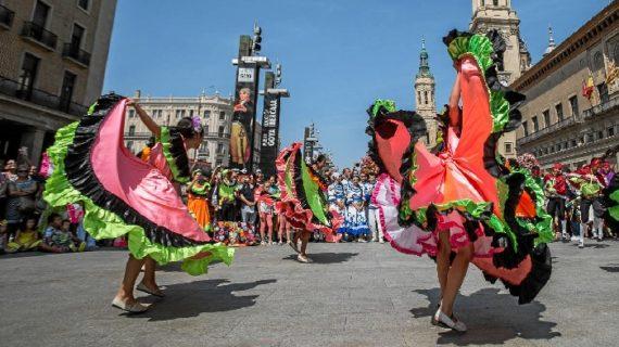 El Encuentro Internacional de Folklore llega a Zaragoza del 30 de agosto al 3 de septiembre