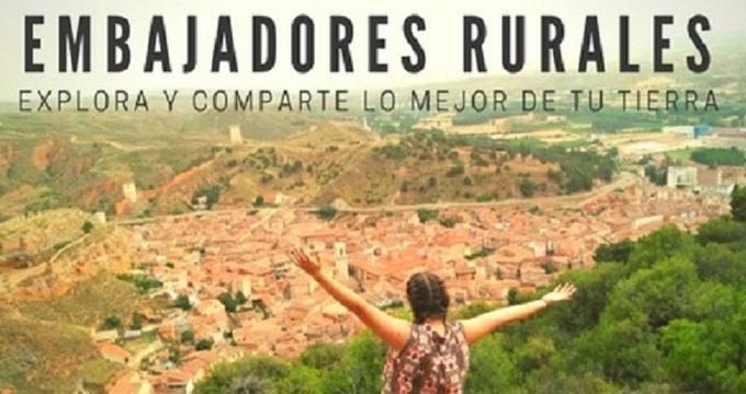 """Los Jóvenes Dinamizadores Rurales futuros """"embajadores rurales"""""""