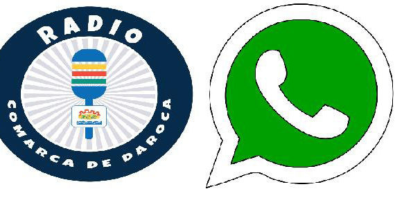 Servicio de Whats App en Radio Comarca de Daroca