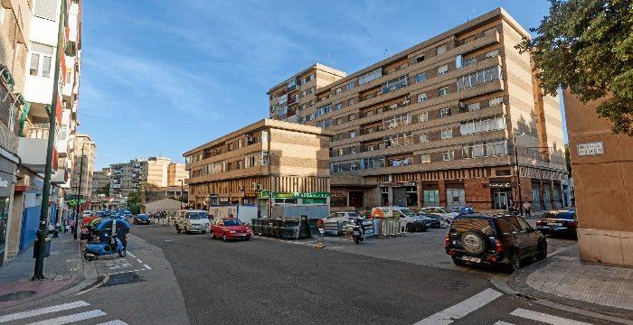 Comienzan las obras de remodelación de la calle Oviedo de Zaragoza