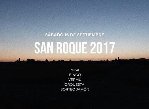 "Llega San Roque ""tardío"" 2017 a Torralbilla"