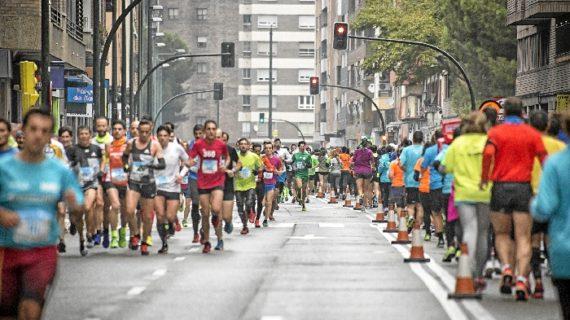 Abierto el plazo de inscripción para la Sanitas Marca Running Series de Zaragoza