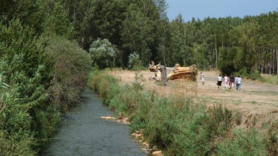"""Nuevo paso en la """"Vía Verde del Jiloca"""""""