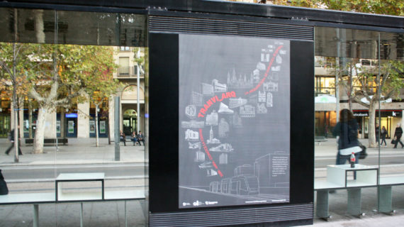 El Tranvía de Zaragoza muestra la mejor arquitectura de la ciudad