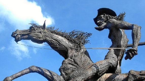 Don Quijote a la conquista de Francia de la mano del bailaor Andrés Marín