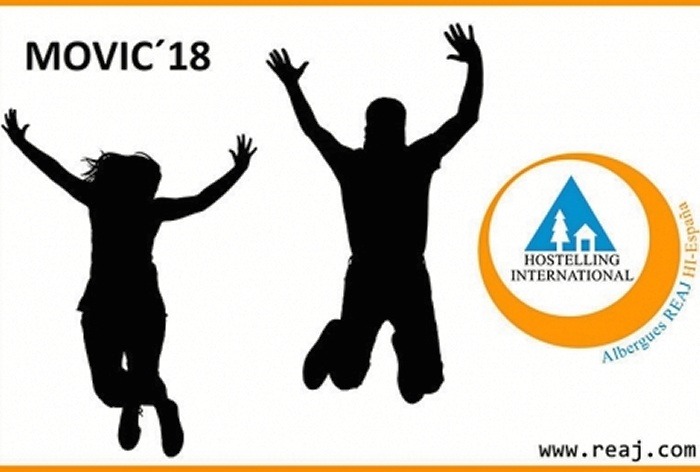 Un proyecto del IAJ, finalista en el programa MOVIC 2018, de la Red Española de Albergues Juveniles